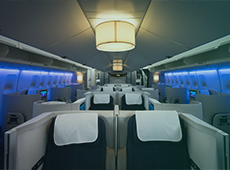 British Airways Cabins
