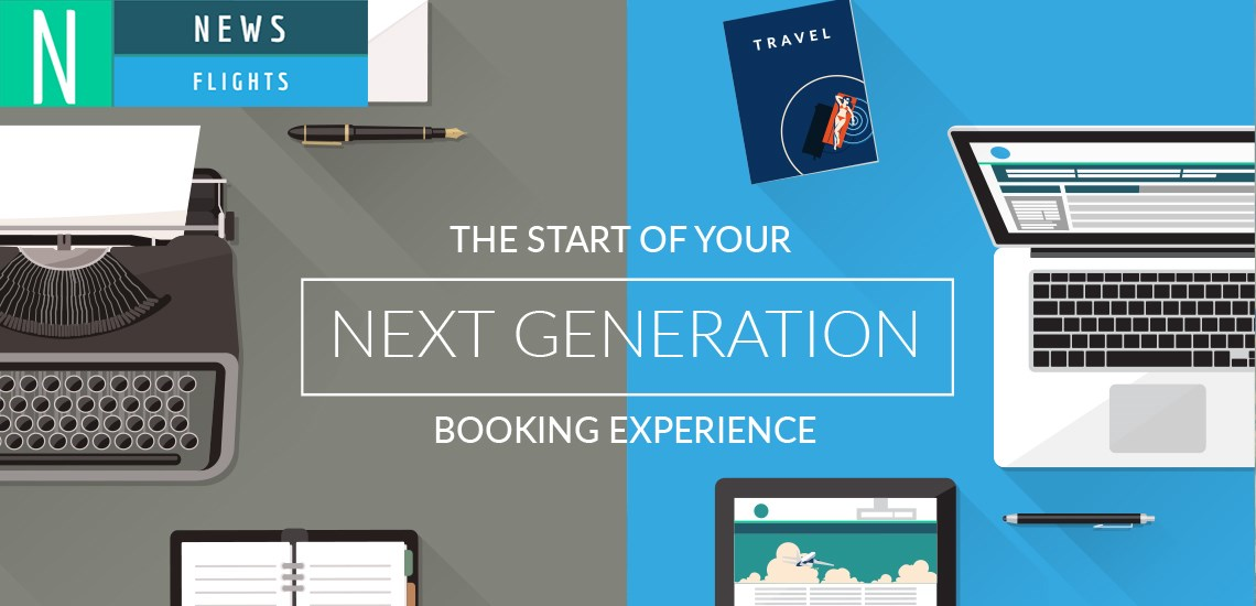 The next generation in Flight bookings
