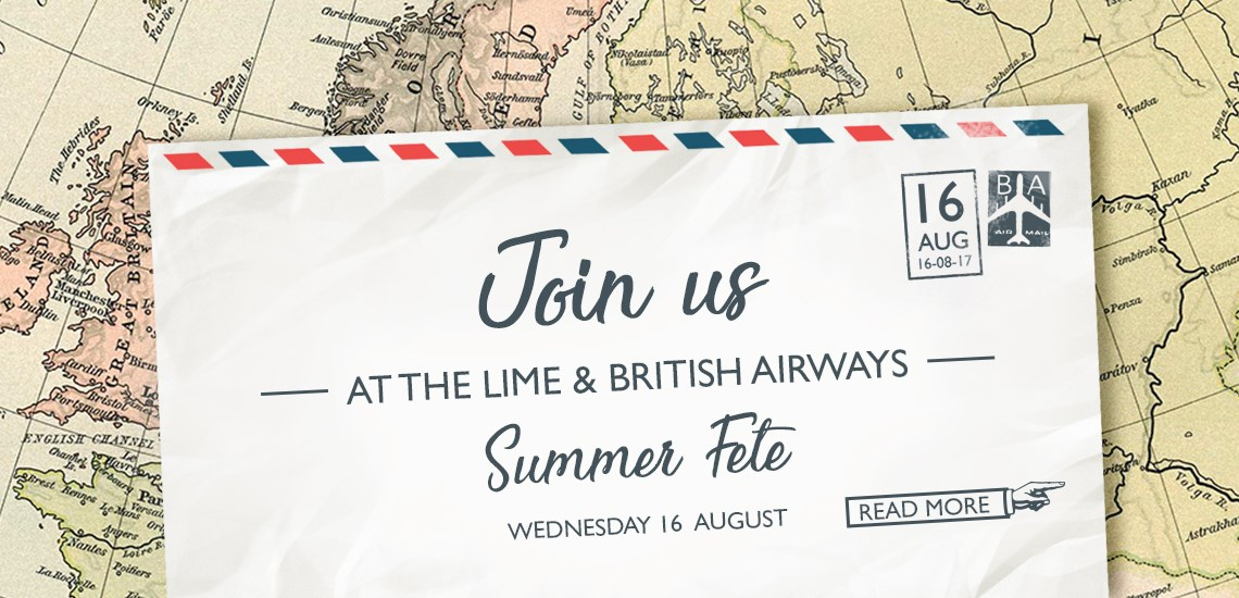 Lime World Summer Fete