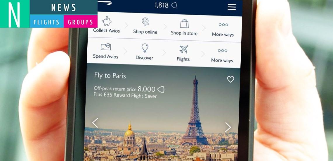 British Airways launches new reward app for Executive Club members