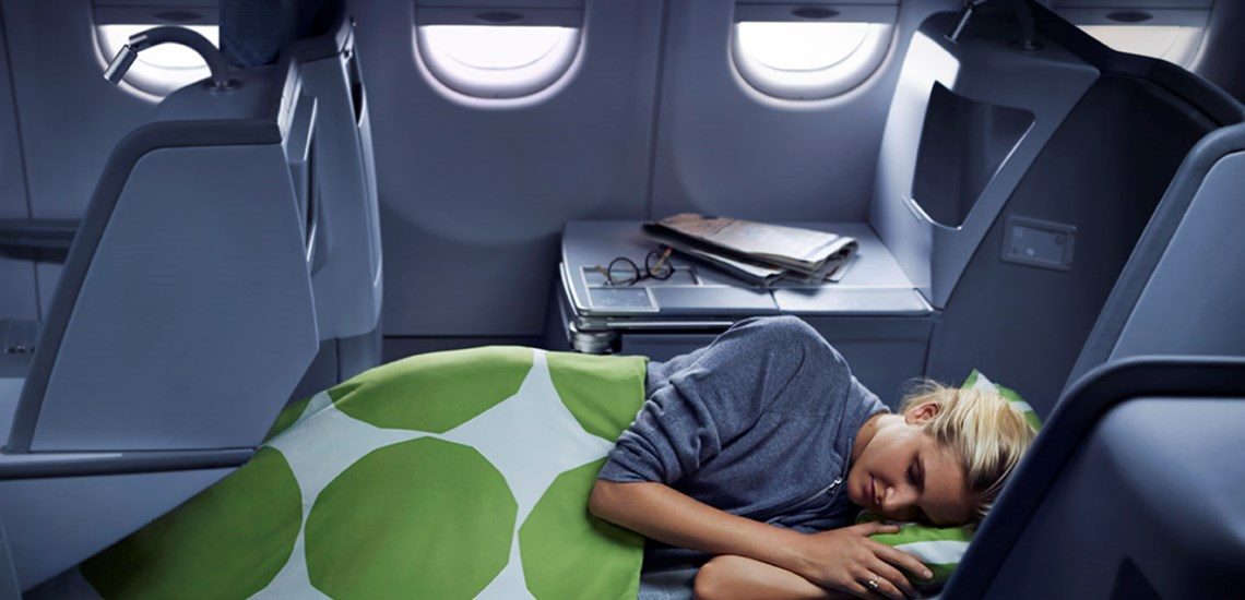 Finnair longhaul business