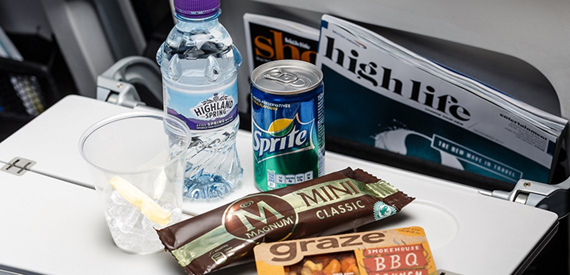 World Traveller Snacks