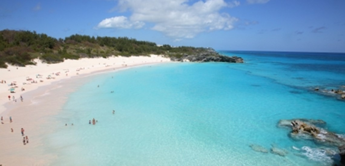 British Airways fly Heathrow to Bermuda, book with Lime